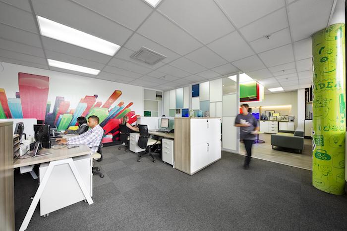 6 Ways to make an open plan office work